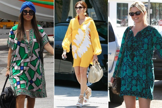 Summer Outfit Idea to Try: A Print Tunic - Outfit Ideas - Living