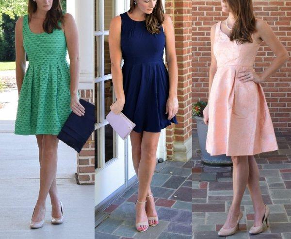 Summer Wedding Guest Dress Ideas from ModCloth | Dress for the Weddi