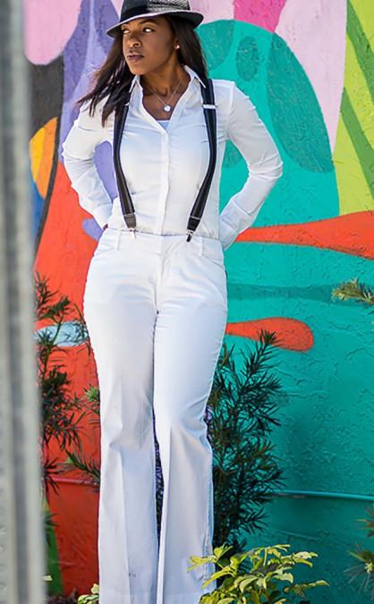 5 Suspender Outfit Ideas for Women – Subtle Eccentriciti