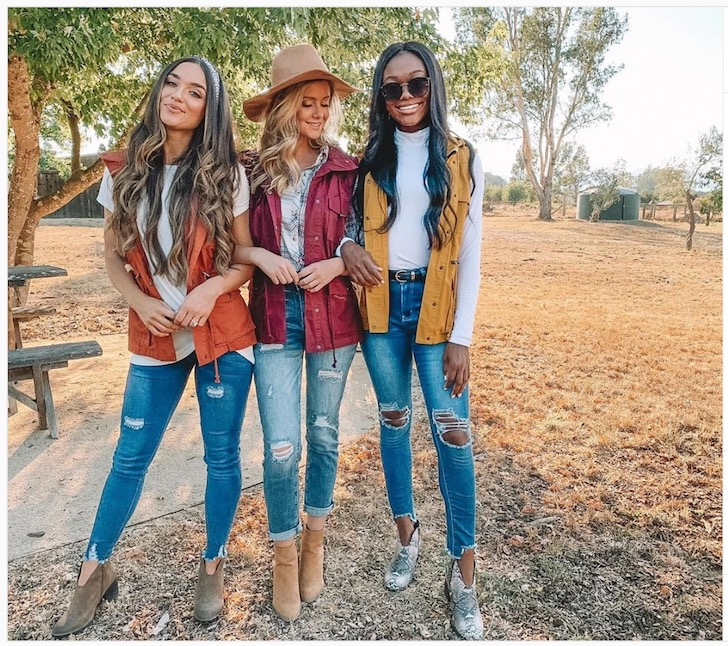 Top 10 Cozy Fall Outfit Ideas for Sweater Season | fashion blogger .