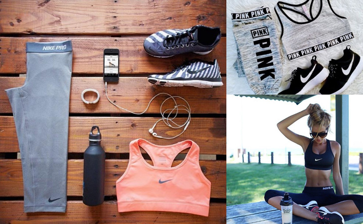 30 Stylish Summer Workout Outfits for Women - Gym Outfits for Wom