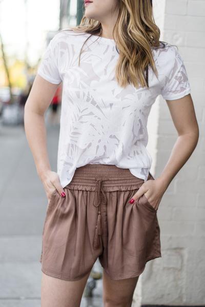 On the Flip Side Tassel Shorts | Fashion, Summer fashion trends .
