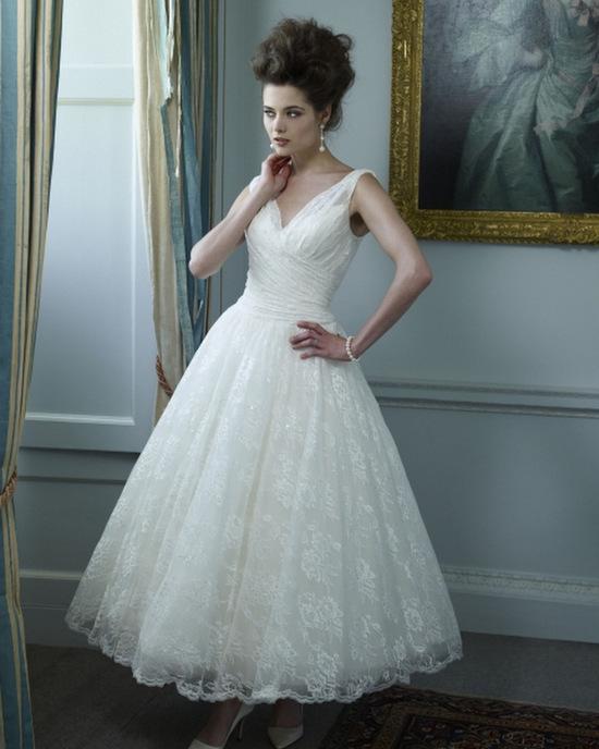 Top 10 Tea Length & Ballet Style Bridal | BridalMome