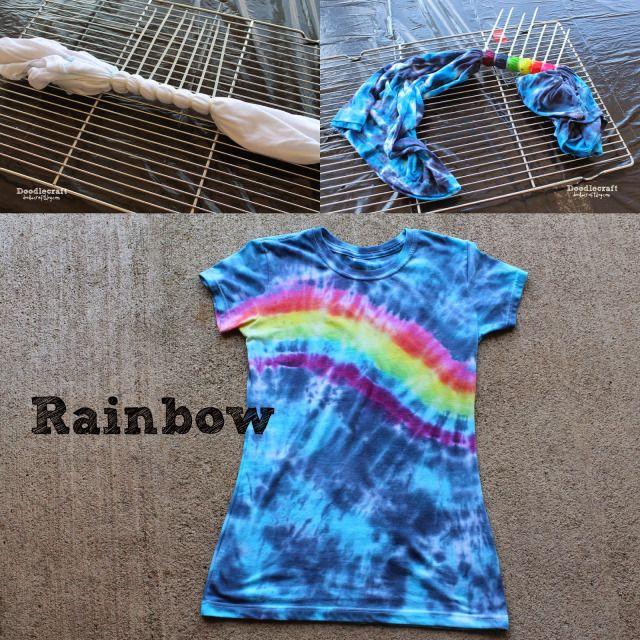 40 Fun and Colorful DIY Tie Dye Designs | Diy tie dye designs, Tie .