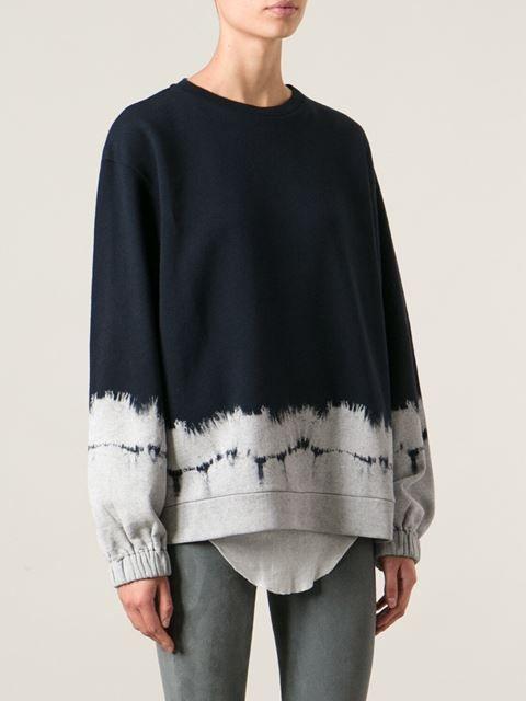Tie-Dye sweatshirt … | Tie dye diy, Tie dye sweater, How to tie d