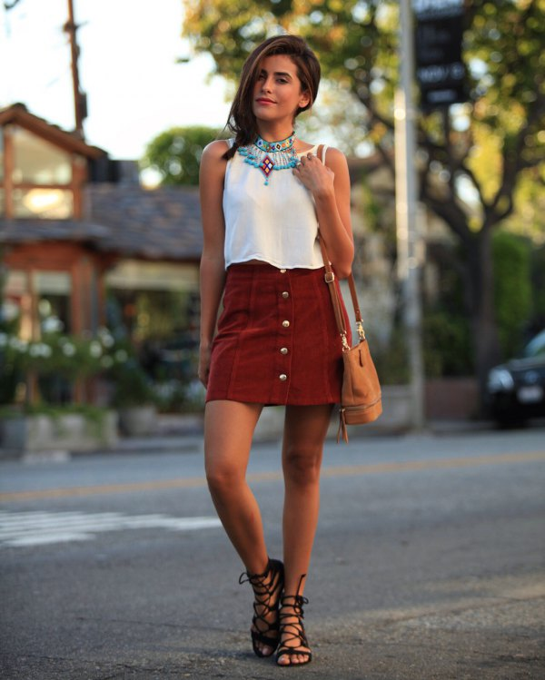 Top 13 Stylish Button Front Skirt Outfit Ideas: Ultimate Style .