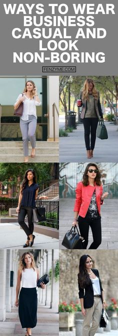 338 Best Business Casual - Women's images | Style, Work fashion .