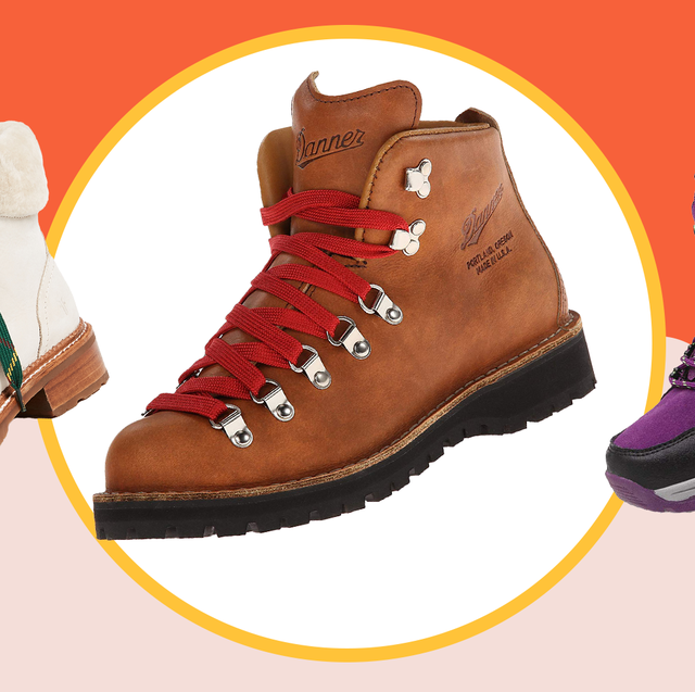 19 Cute Hiking Boots For Women 2020 - Stylish Hiking Boo