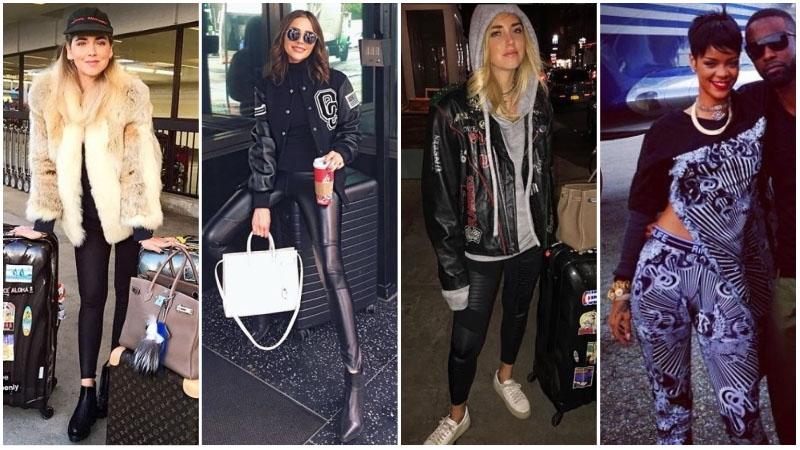 Celebrity Travel Outfits to Wear on Your Next Trip - The Trend Spott