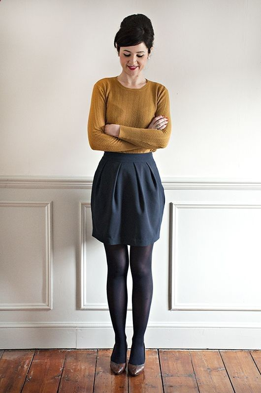 Women's Skirts - #womensskirts - Introducing… the Tulip Skirt PDF .