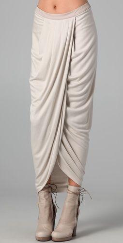 Long Tulip Skirt | Tulip skirt, Fashion, Cloth