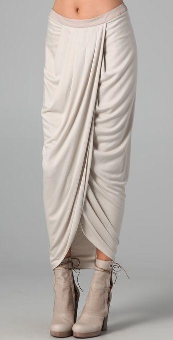 Doo.ri Long Tulip Skirt thestylecure.com | Tulip skirt, Fashion .