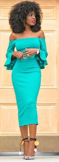 320 Best Turquoise Fashion images | Fashion, Turquoise fashion .