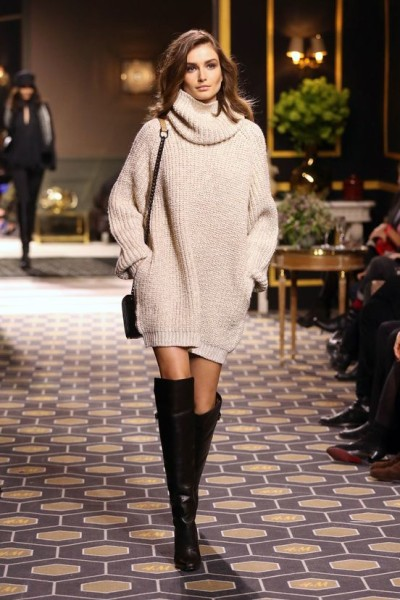 Turtleneck Dress Outfit Ideas For Upcoming Winter » Celebrity .