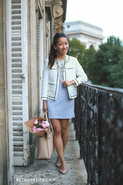 A Tweed Jacket - Timeless Outfit Ideas - Living