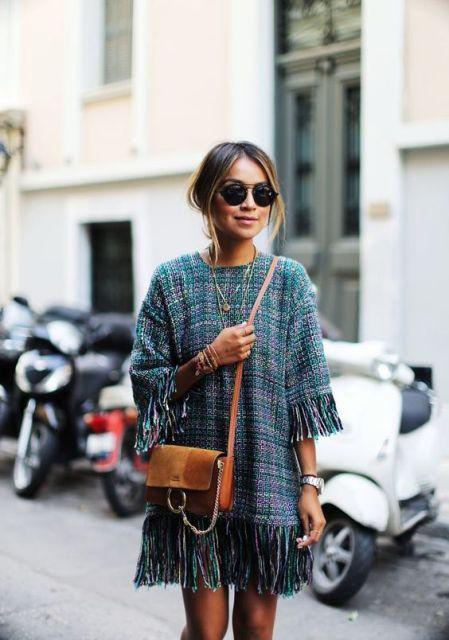 25 Stylish Ideas To Wear Tweed Dresses - Styleohol