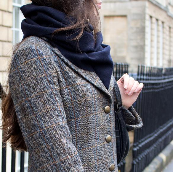 Choosing the Right Tweed Jacket for Women | a girls wor