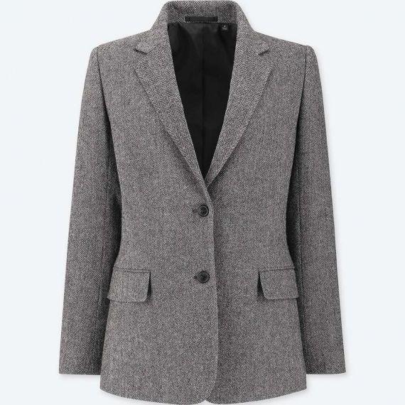 WOMEN Tweed Jacket | UNIQ