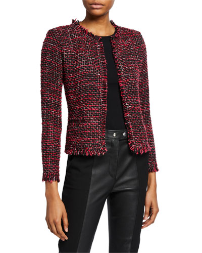 Womens Tweed Jacket | Neiman Marc