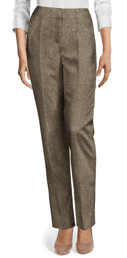 Women's Tweed Pants | Tailor-made | Sumissu