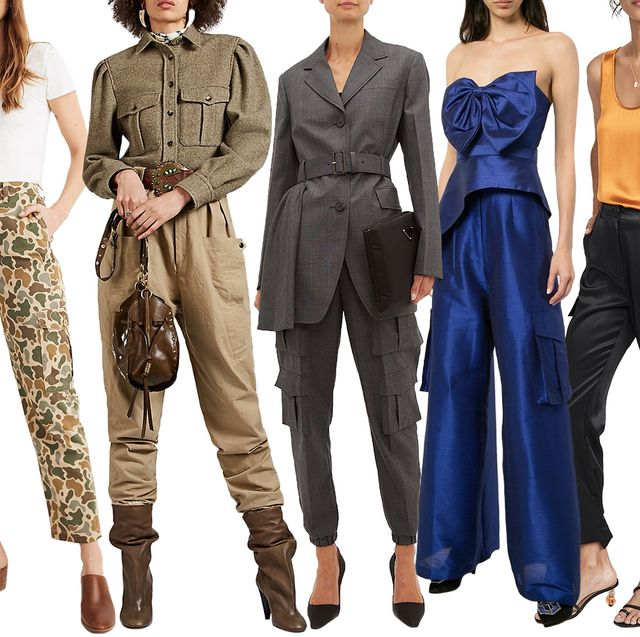 13 Cargo Pant Outfits That Will Make You Feel Like a Grown-Up Kim .