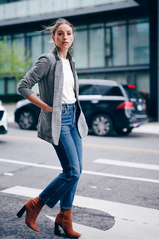 The Blazer You Absolutely Need This Fall | Blazer outfits for .