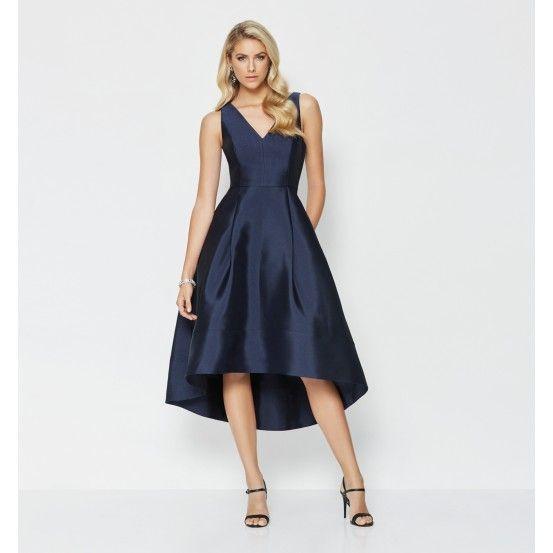 Forever New - Lydia V-Neck High-Low Prom Dress | $189.99 | Shop .