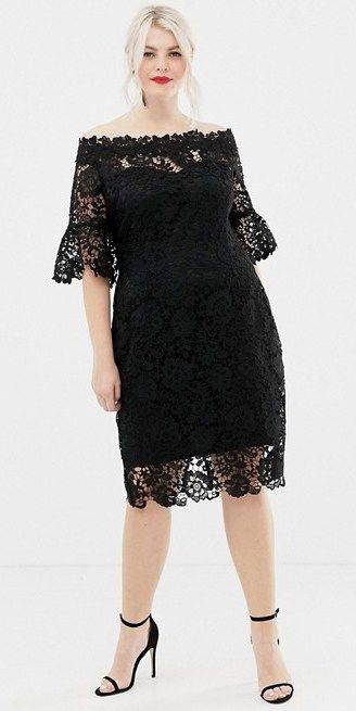 51 Plus Size Party Dresses | Plus size party dresses, Crochet midi .