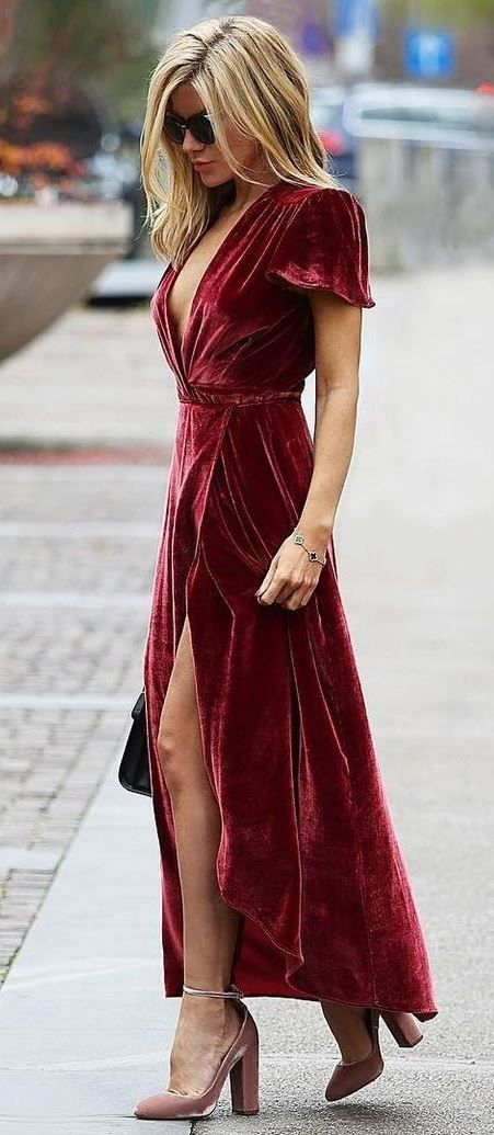 30+ Best Outfit Ideas On How To Wear The Velvet Tre