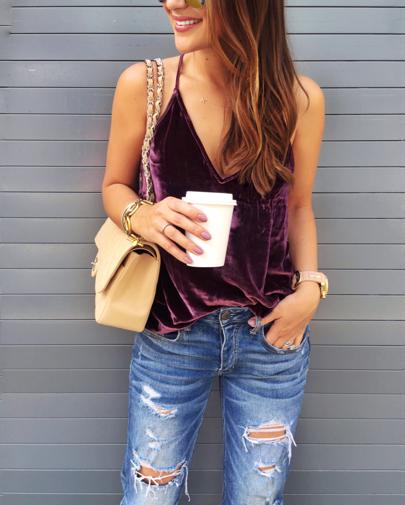 LIKEtoKNOW.it | Velvet clothes, Velvet fashi