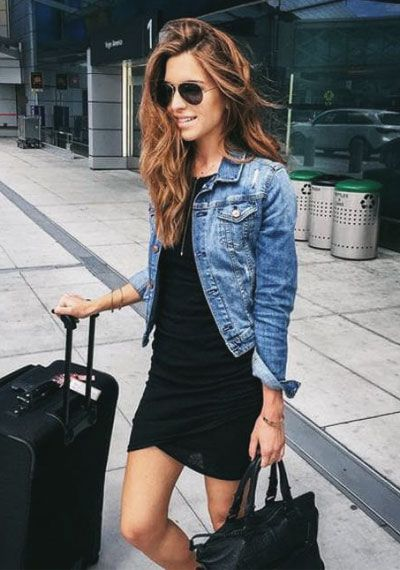 40 Stylish Denim Jacket Outfit Ideas for Spring   How to wear .