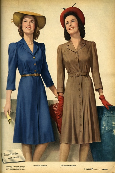 1940s Costume & Outfit Ideas - 16 Women's Loo
