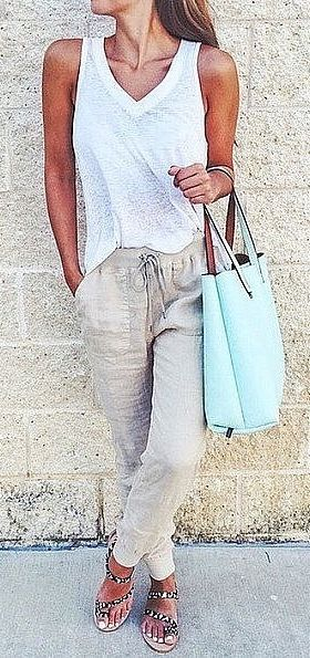 43 Genius Outfit Ideas to Steal From Pinterest | Casual summer .