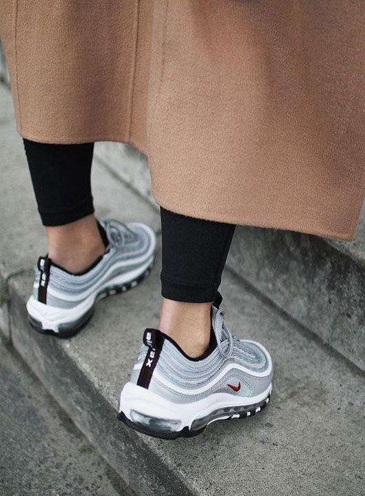 Fashion Girl Outfits - Nike Air Max 97 Sneakers | Air max 97 .
