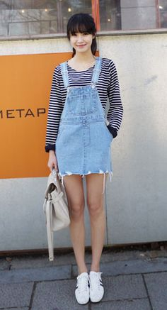 82 Best Overall dress images   How to wear, Style, Fashi
