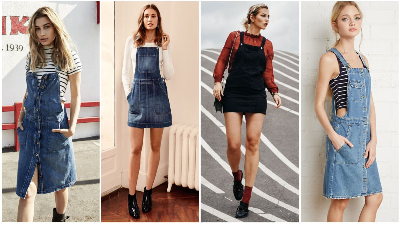 How to Wear Overalls Like Your Favourite Celebriti