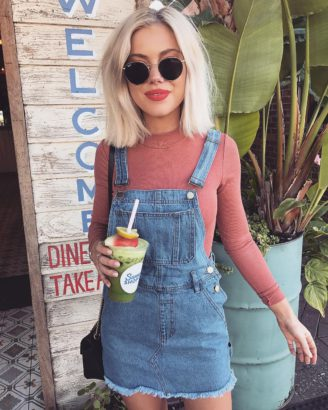 Overalls are the next big thing this Ju