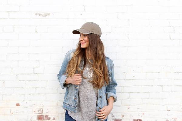 3 Ways to Style Baseball Caps For Women | Gigi Pip - GIGI P
