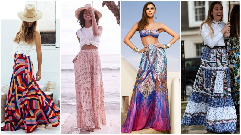 How to Wear a Maxi Skirt for a Chic Look - Fashionnis