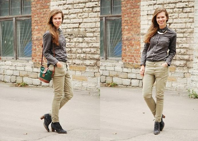 How to wear Cargo Pants for Women | Aeli