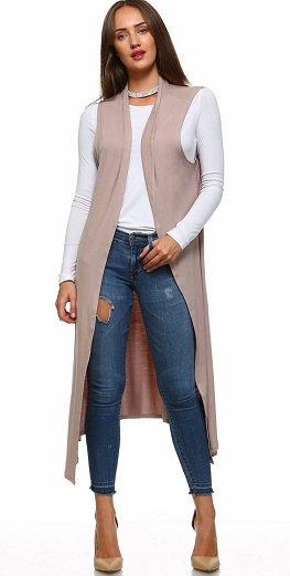 Long Cardigans - Get These Latest Designs For Your Wardro