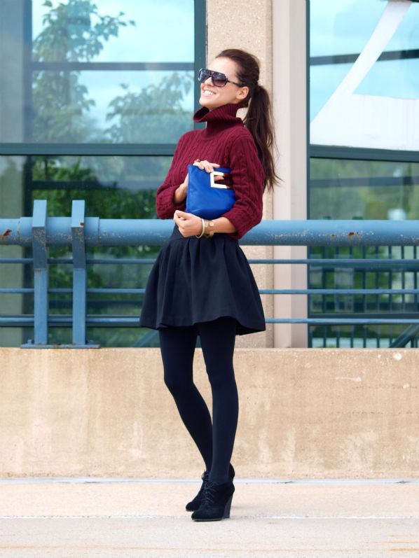 How to Wear Black Wedge Booties: 15 Chic Outfit Ideas for Ladies .