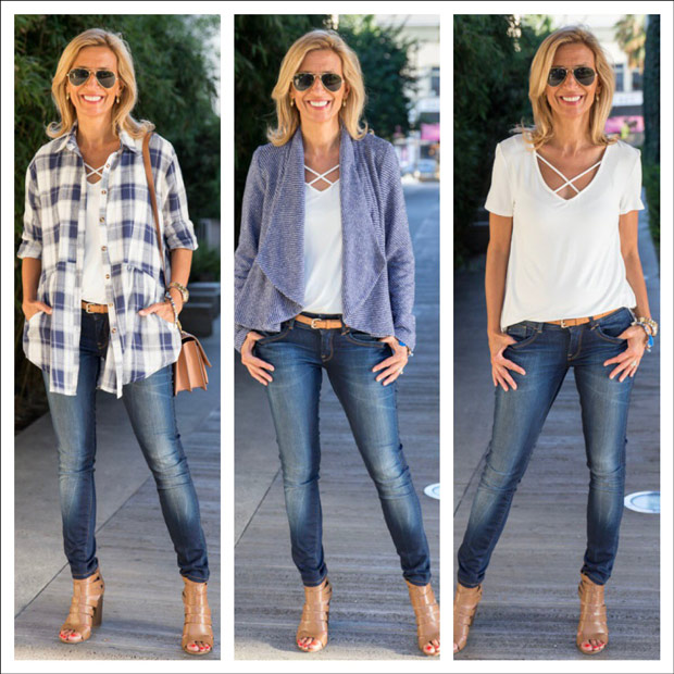 Chic Casual Style For The Weeke