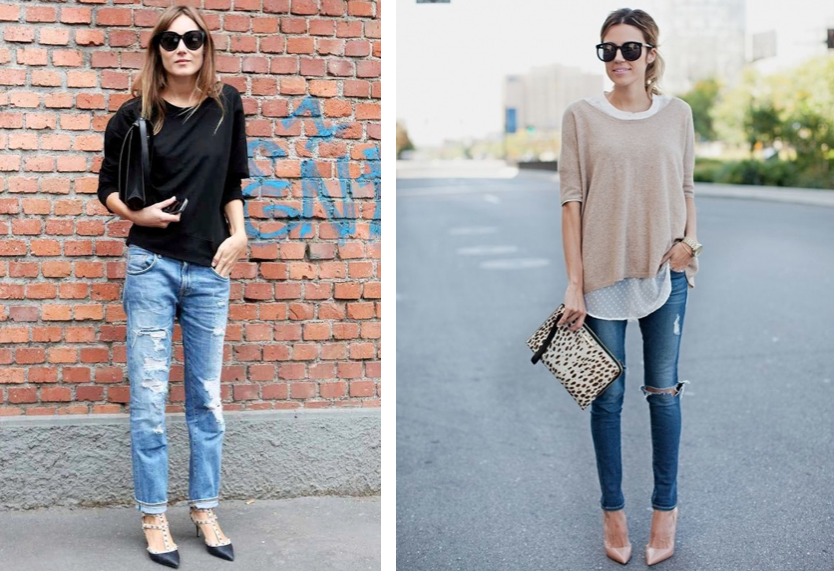 Casual-Chic Style: How to Look More Chic with 2 Simple Ste