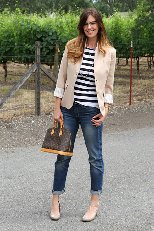 Casual Chic in Sonoma - Y