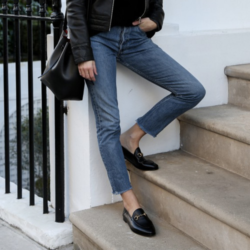 How To Wear Loafers: 7 Chic Outfit Ideas That Are Super Easy To .