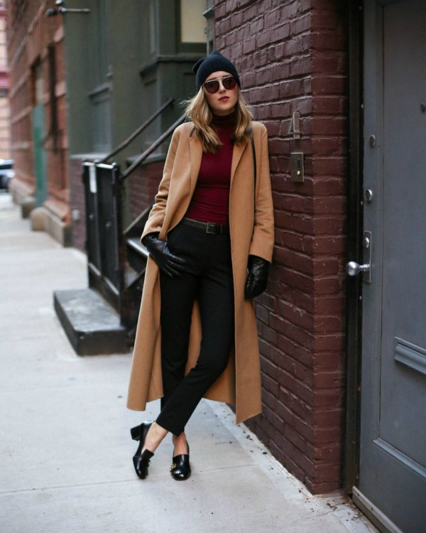 What to Wear with Heeled Loafers: Top 15 Outfit Ideas - FMag.c