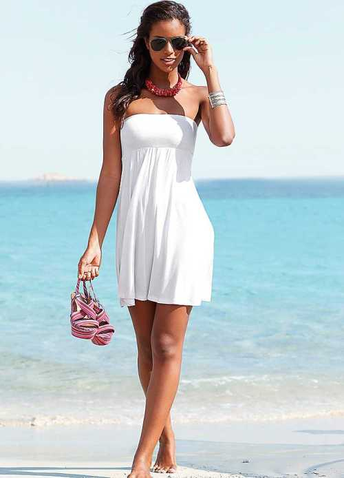 white beach dresses 20