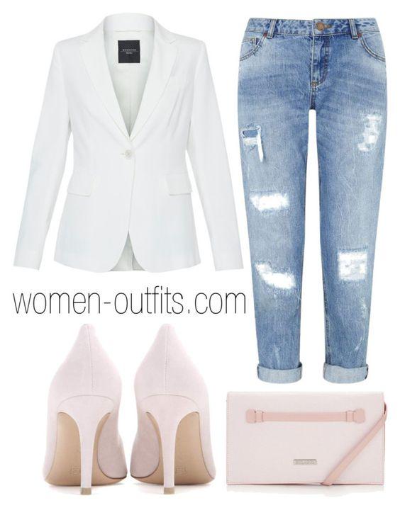 5 stylish ways to wear a plus size white blazer - larisoltd.c