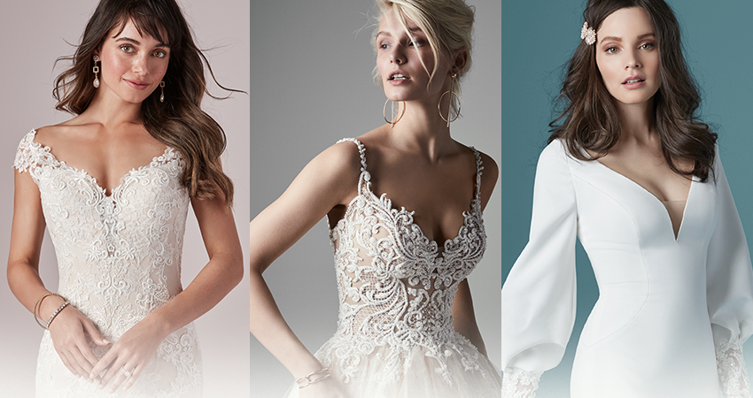 Wedding Dress Color Guide: Shades of White - Love Maggie : Love Magg